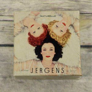 Jergens Face Powder New Old Stock Naturelle Retro